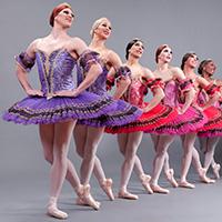 "<font color=""#287b9e""><b>Les Ballets Trockadero de Monte Carlo</b></font>"