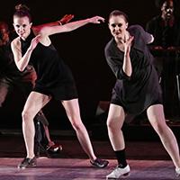 "<font color=""#287b9e""><b>Dorrance Dance </b></font>"