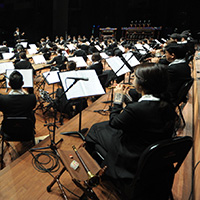 "<font color=""#287b9e""><b>Korean National Gugak Center Creative Traditional Orchestra; New works concert</b></font>"
