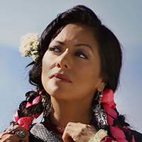 "<font color=""#287b9e""><b>Lila Downs</b></font>"