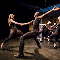 "<font color=""#287b9e""><b>Spectrum Dance Theater; <i>A Rap on Race</i></b></font>"