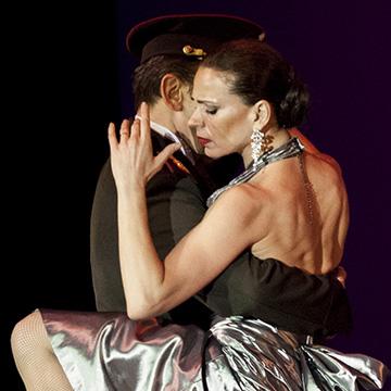 """<font color=""""#287b9e""""><b>Tango Buenos Aires; <i>The Spirit of Argentina</i></b></font>"""