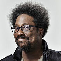 """<b style=""""color:#287b9e;"""">Front Row with W. Kamau Bell and Friends</b>"""