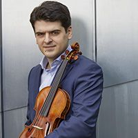 """<font style=""""color:#1294d8;""""><b>Michael Barenboim, <i>violin</i></b></font>"""