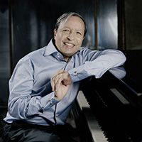 "<font style=""color:#1294d8;""><b>Murray Perahia, <i>piano</i></b></font>"