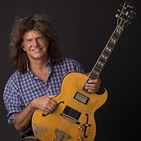 "<font style=""color:#1294d8;""><b>An Evening with Pat Metheny</b></font>"
