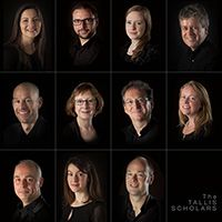 "<font style=""color:#1294d8;""><b>The Tallis Scholars; <i>Music Inspired by the Sistine Chapel</i></b></font>"