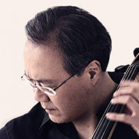 "<font style=""color:#1294d8;""><b>Yo-Yo Ma, <i>cello</i>; The Complete Bach Suites</b></font>"