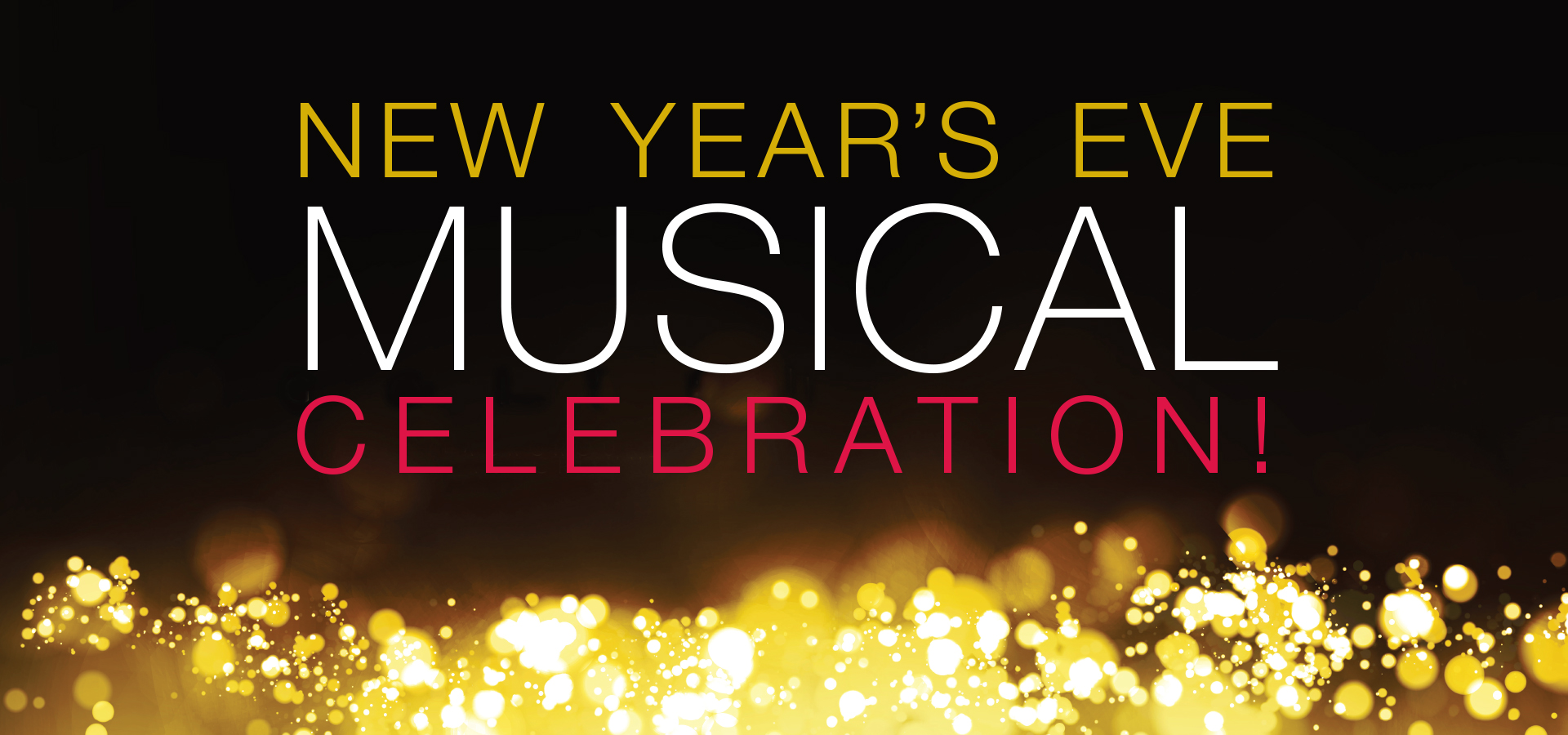 New Year's Eve Musical Celebration