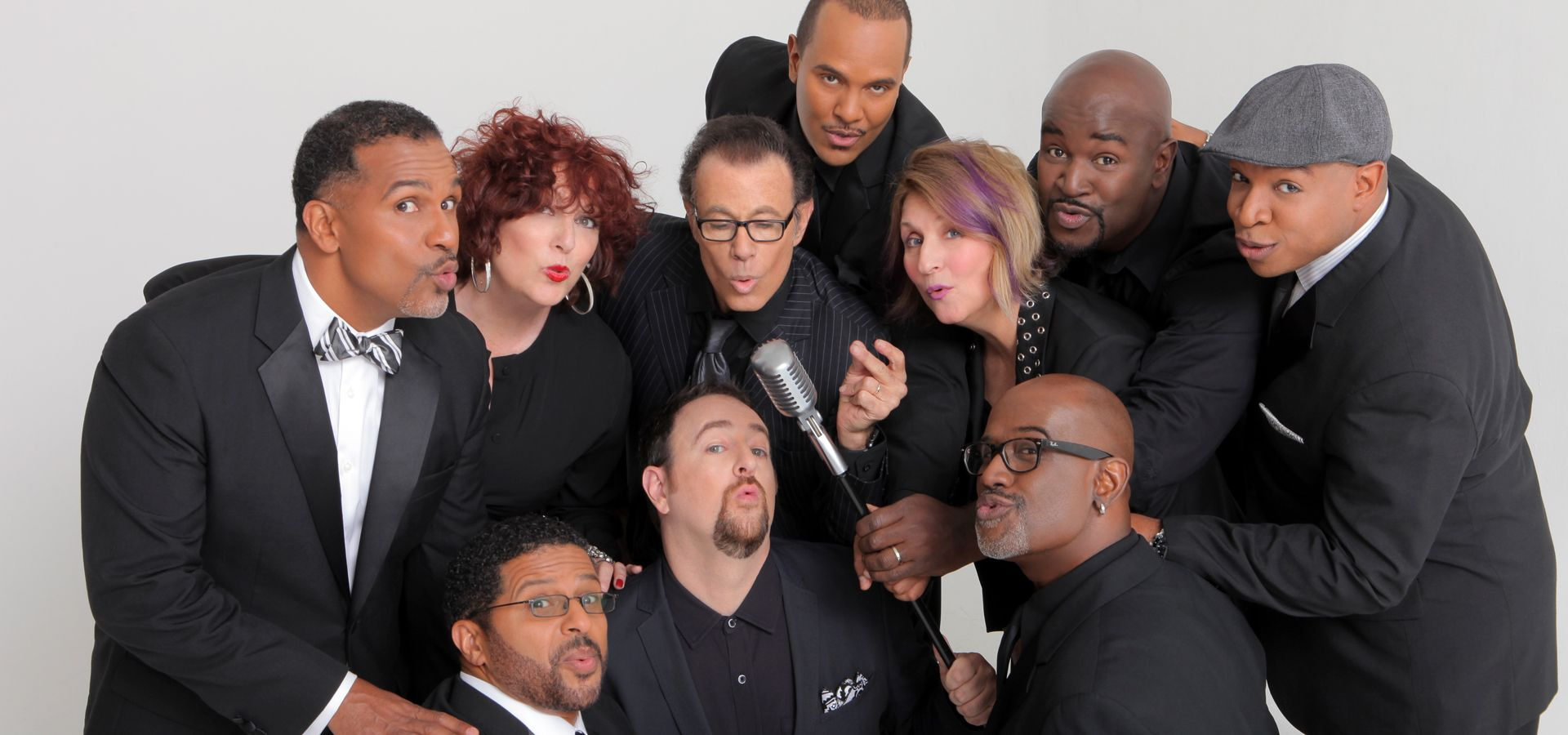 The Summit: The Manhattan Transfer Meets Take 6