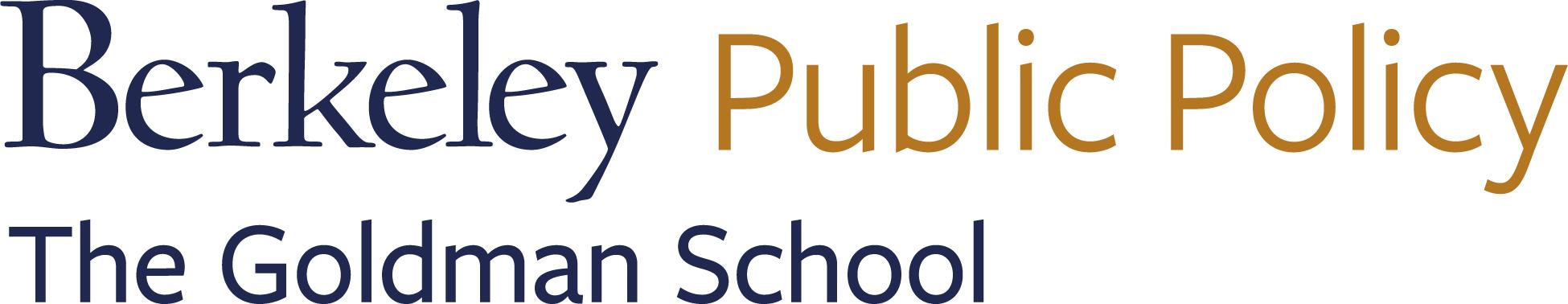 Berkeley Public Policy: Goldman School