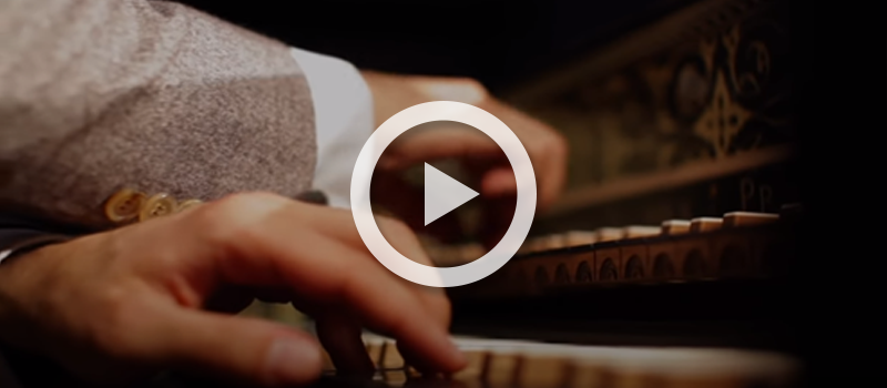 Mahan Esfahani: Goldberg Variations Medley