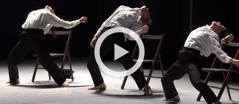 Ohad Naharin's Echad Mi Yodea, performed by Batsheva – The Young Ensemble