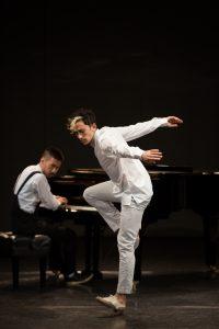Caleb Teicher and Conrad Tao