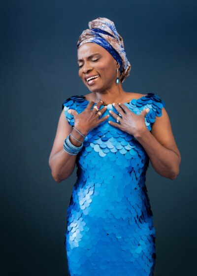 Angélique Kidjo Time Most Influential Person of 2021