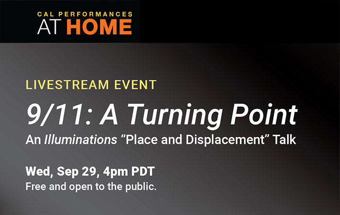 Livestream Event: 9/11: A Turning Point. Sept 29, 4pm PST